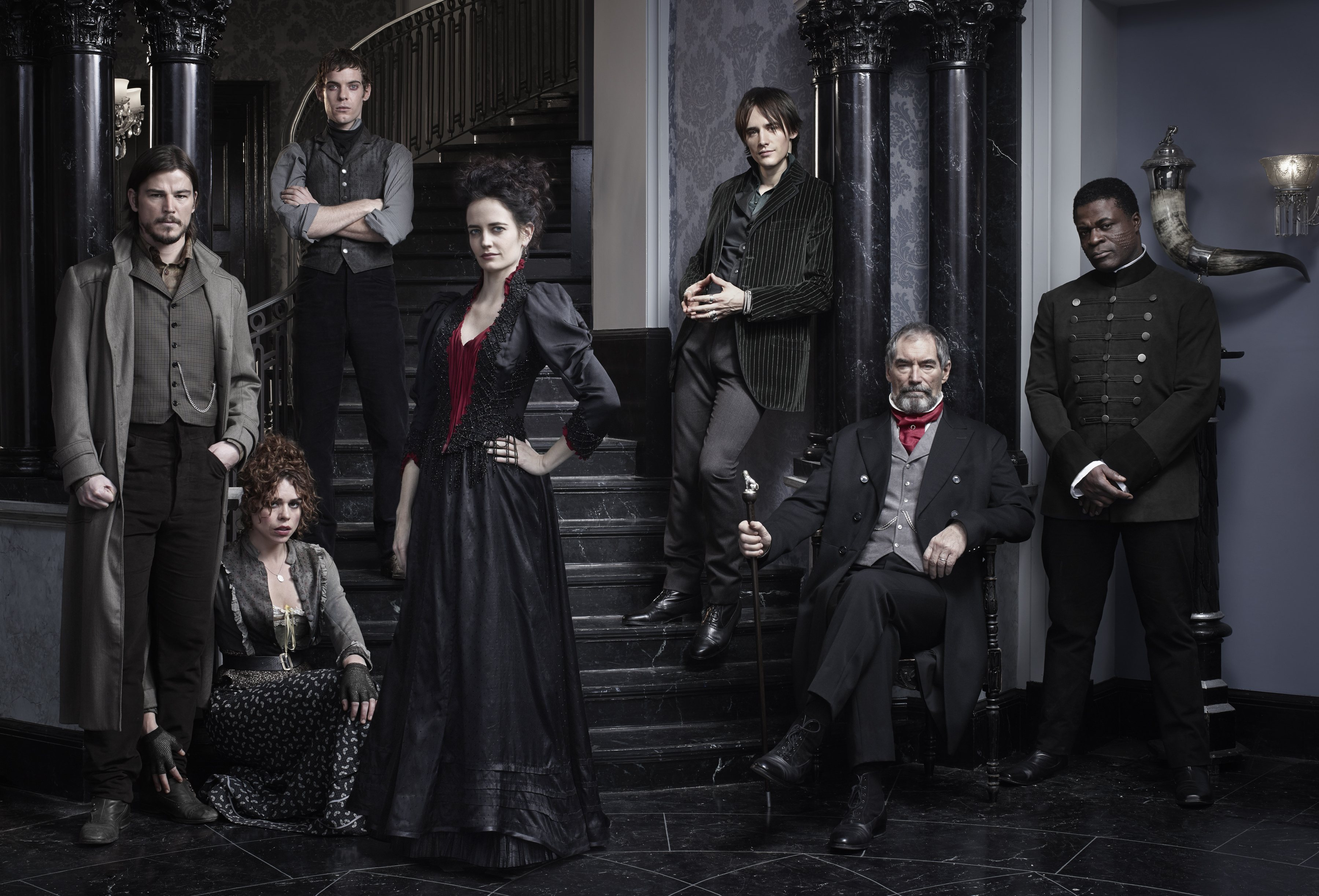 penny dreadful  2014   episodes 1